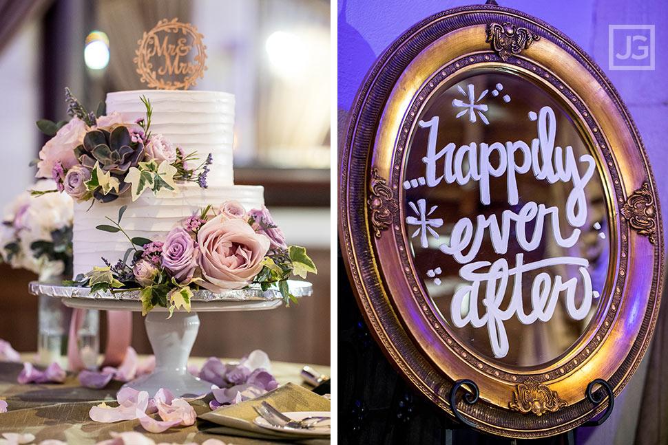 Padua Hills Theatre Reception Cake