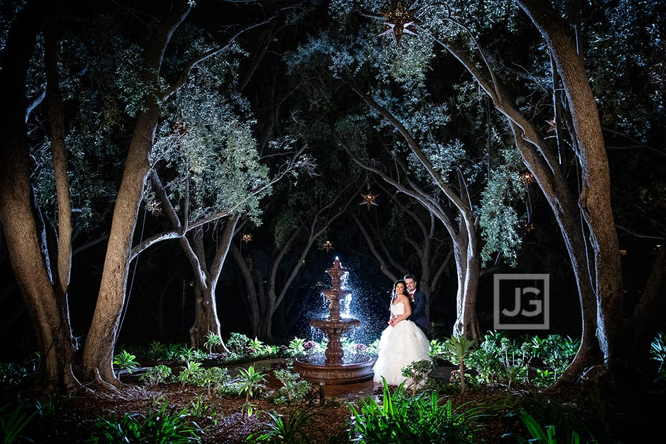 Padua Hills Wedding Photo