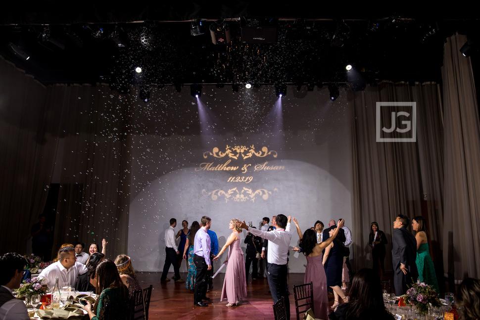 Padua Hills Theatre Reception Dancing