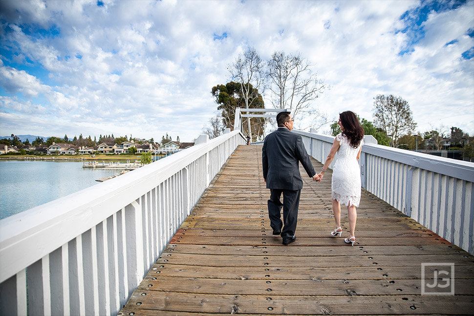 Irvine Wedding Photography North Lake