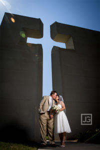 Intimate Wedding Coronavirus Safe in Glendora | Lynne + Marc