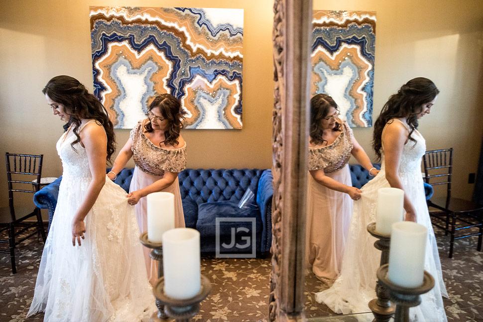Padua Theatre Wedding Bride's Room
