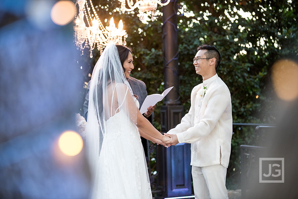 Wedding Ceremony Padua Hills