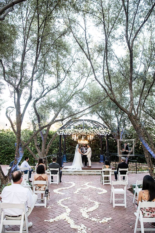 Coronavirus Micro Wedding Photography