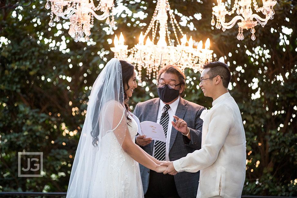 Coronavirus Micro Wedding Officiant