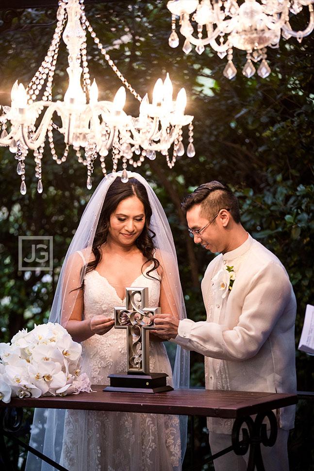 Wedding Ceremony Unity Cross
