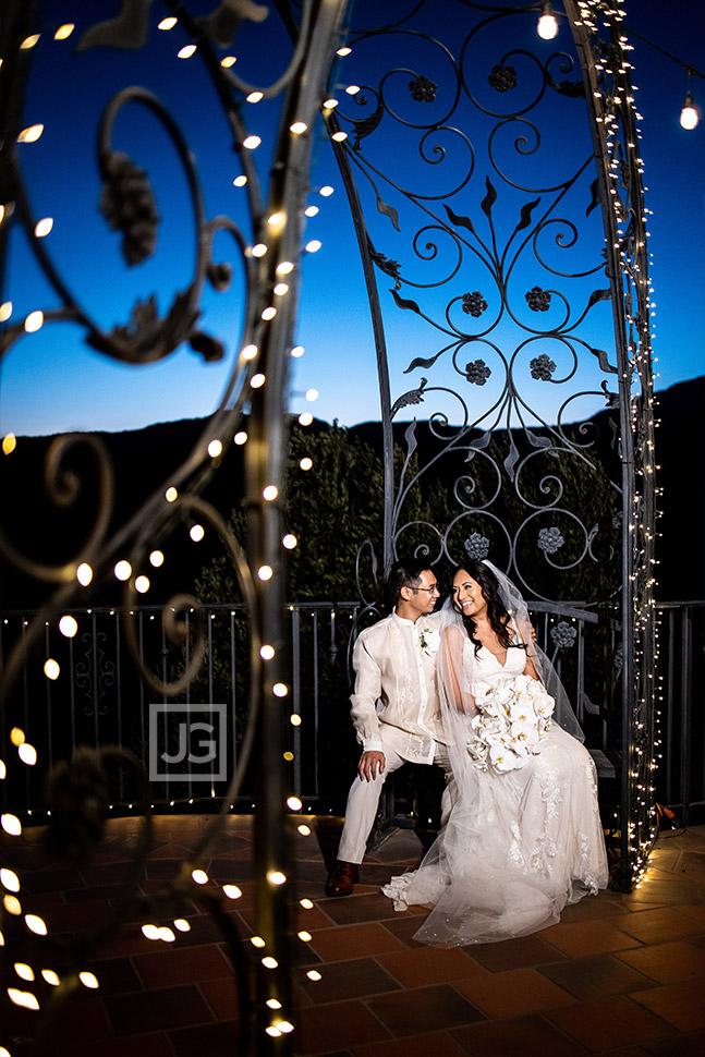 Padua Hills Theatre Wedding Photography