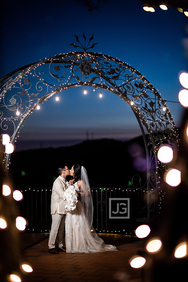 Padua Theatre Wedding Photography at Night