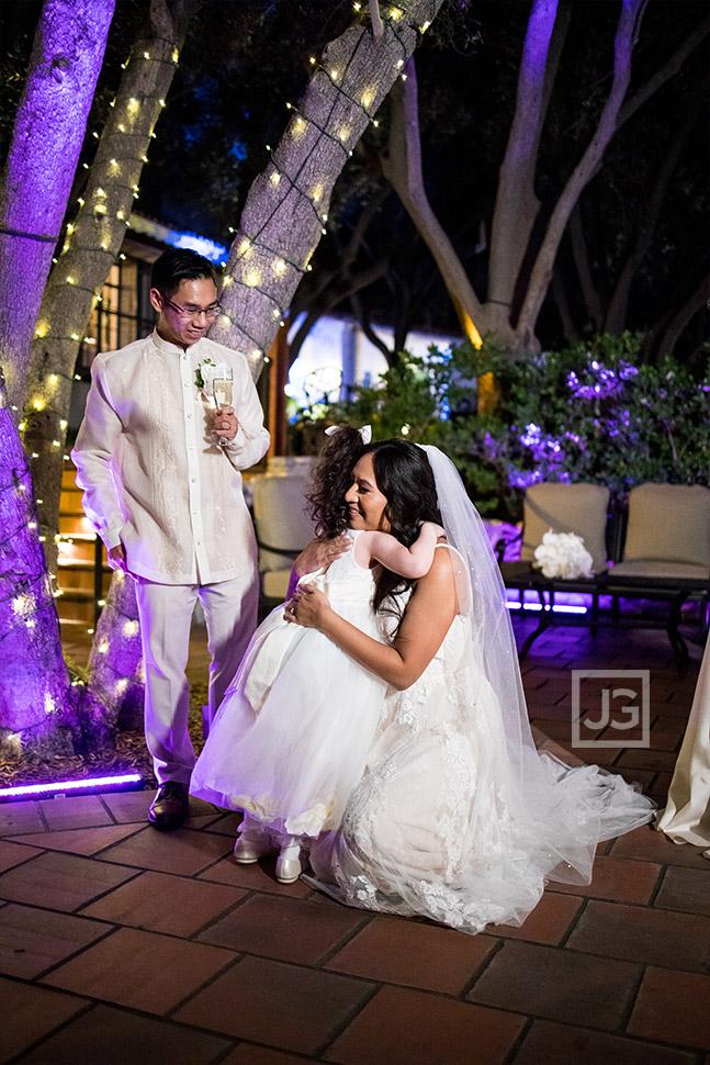 Micro Wedding Candid Photo