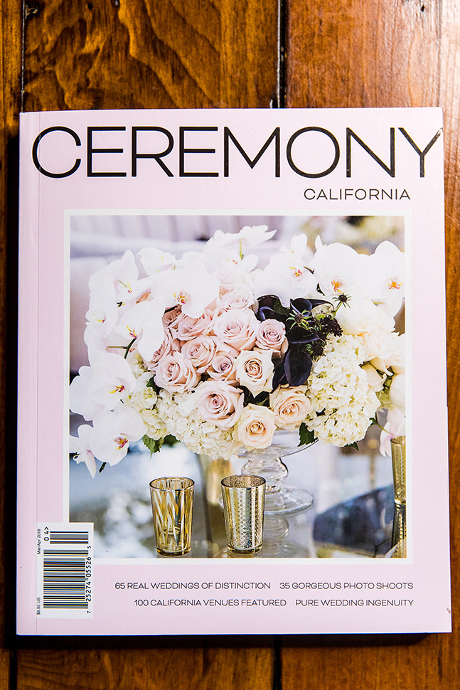 Ceremony Magazine Cover