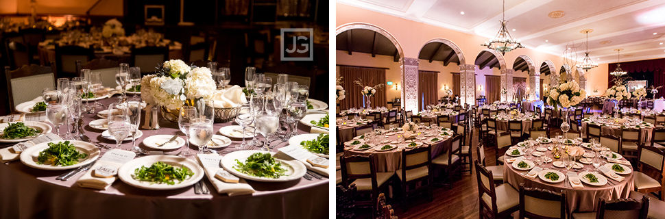 Wilshire Ebell Theatre Wedding Reception Photography