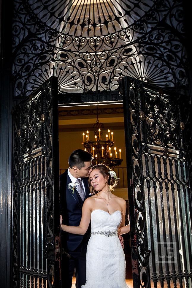 Los Angeles Ebell Wedding Photos