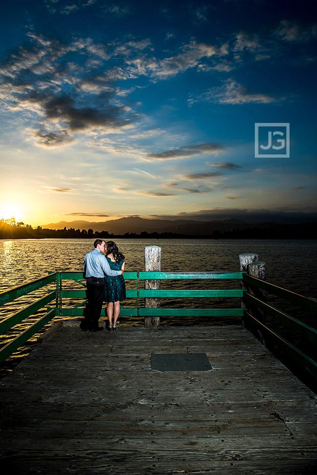 San Dimas Engagement Photos