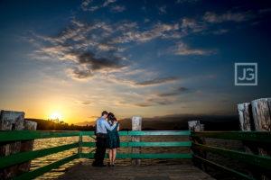 Cal Poly Pomona Engagement Photography San Dimas | Petrina + Zac