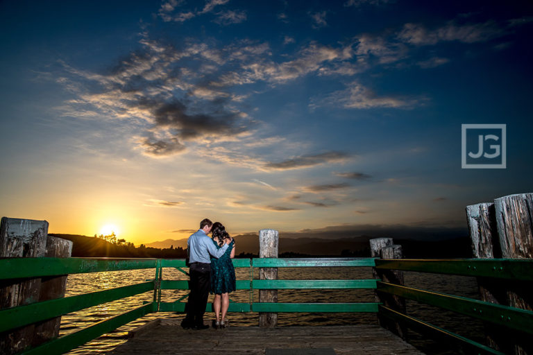 Cal Poly Pomona Engagement Photography San Dimas | Petrina + Zac