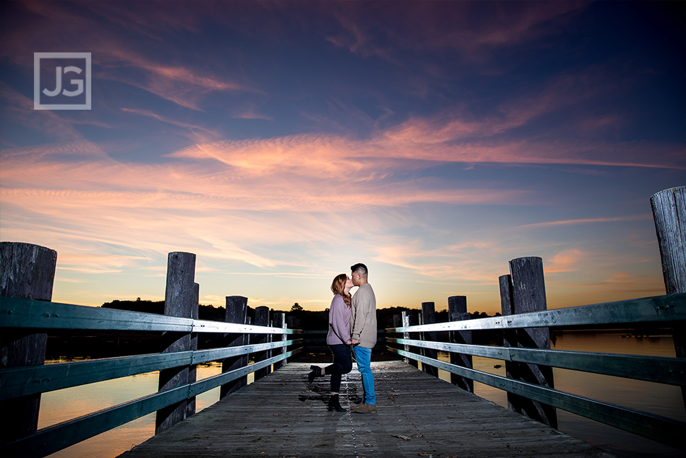 Bonelli Park Engagement Photography