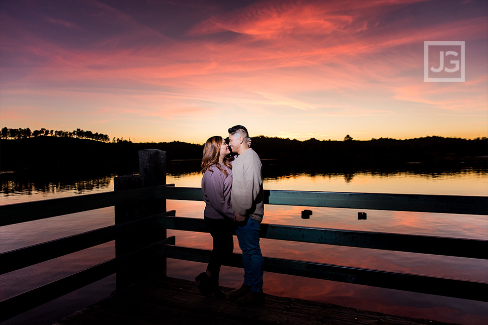 Bonelli Park Engagement Photos