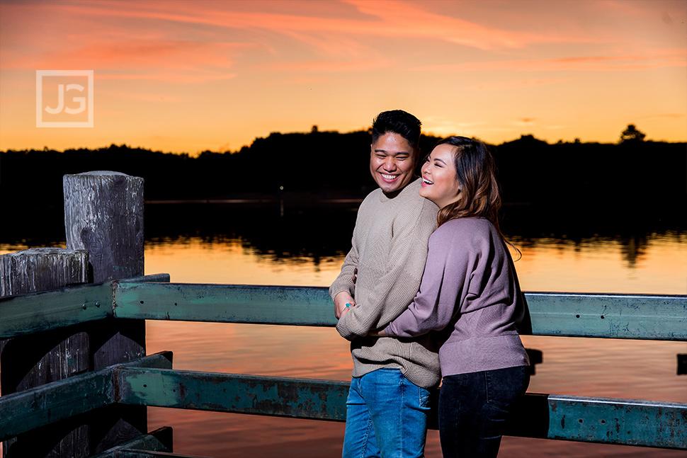 San Dimas Engagement Photography