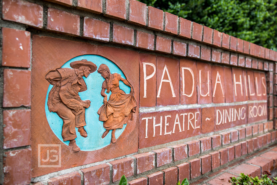 Padua Hills Theatre Front Entrance