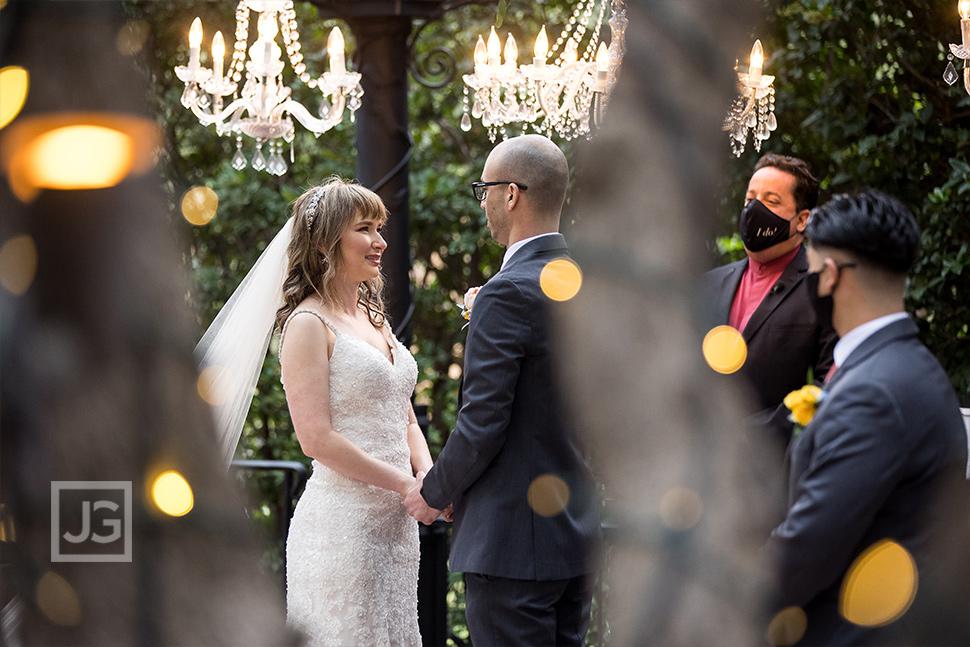 Wedding Ceremony Padua Hills Theatre