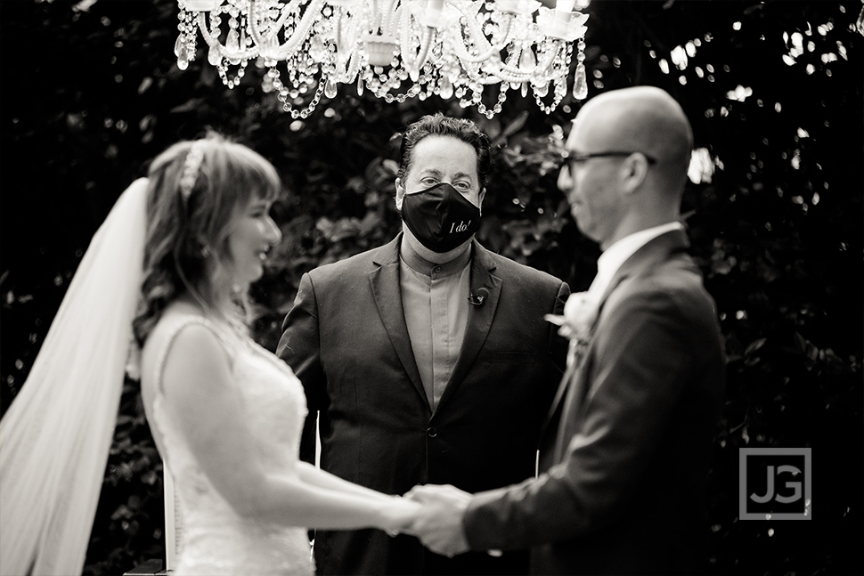 Padua Wedding Ceremony with Officiant