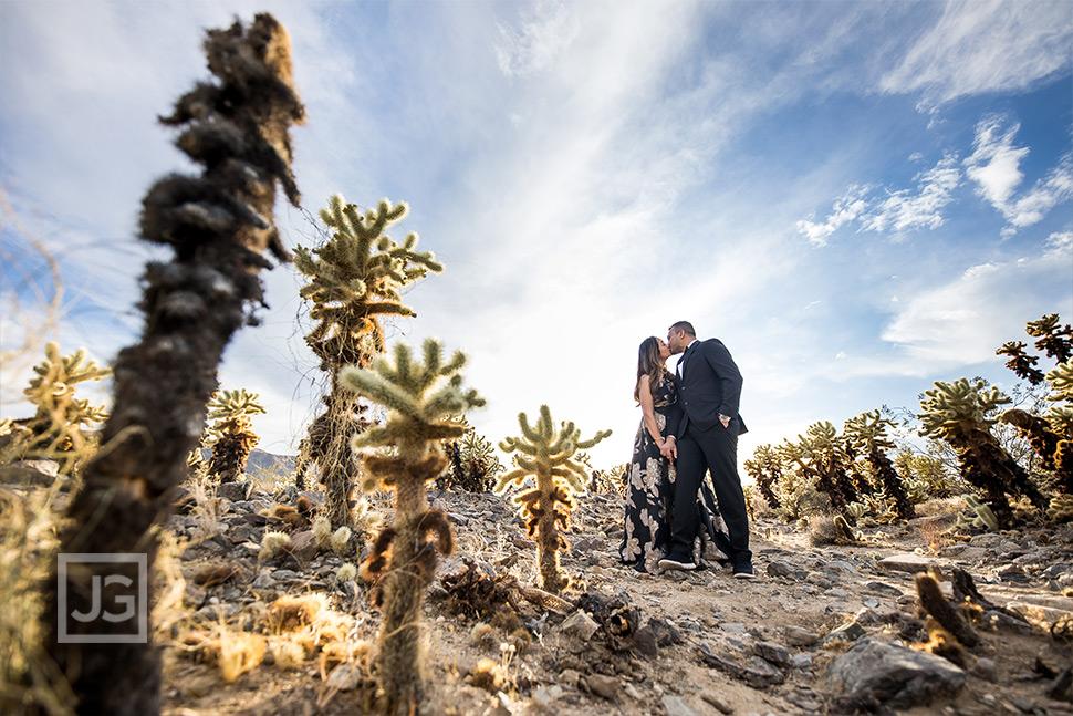 San Bernardino County Engagement Photography