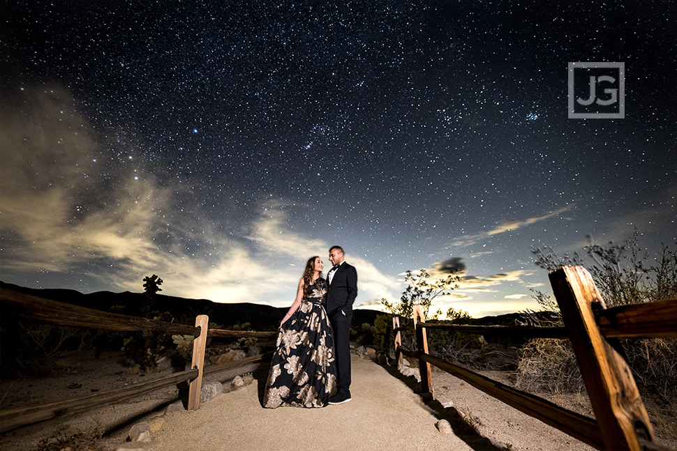 Wedding Astrophotography