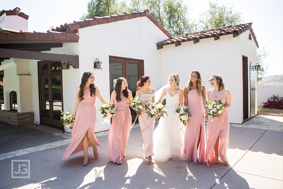 Bridal Party Simi Valley