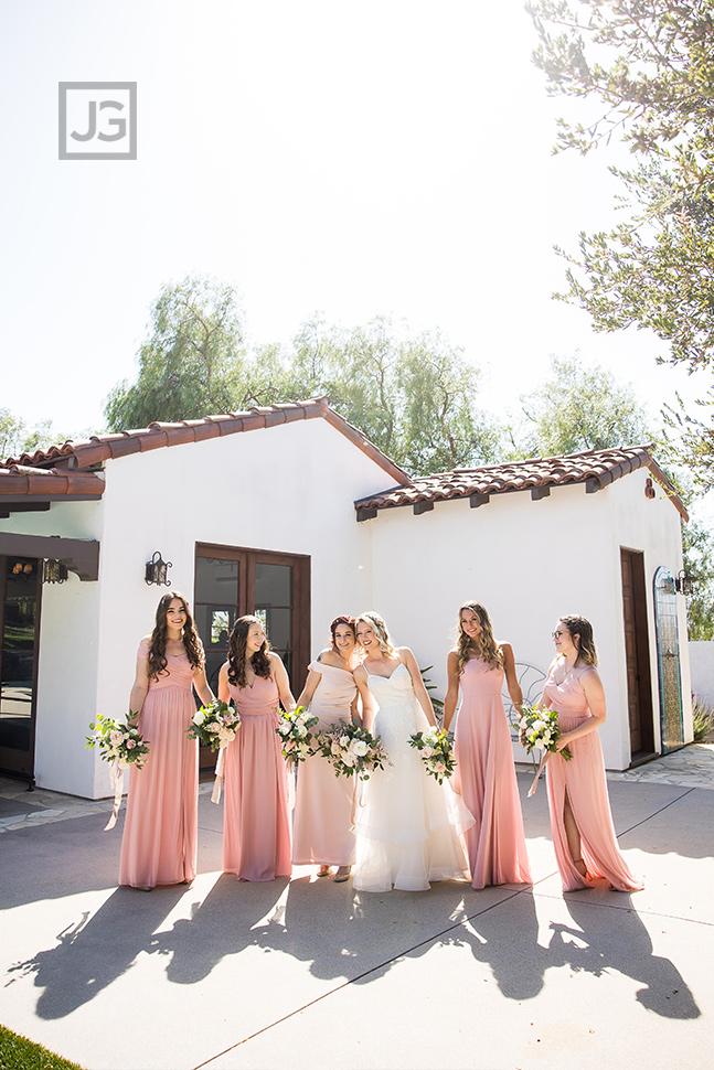Bridal Party Quail Ranch
