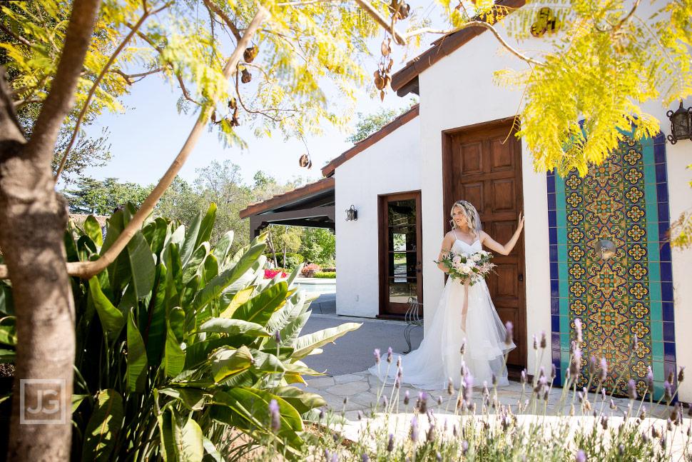 Wedding Photos at Quail Ranch Cottage