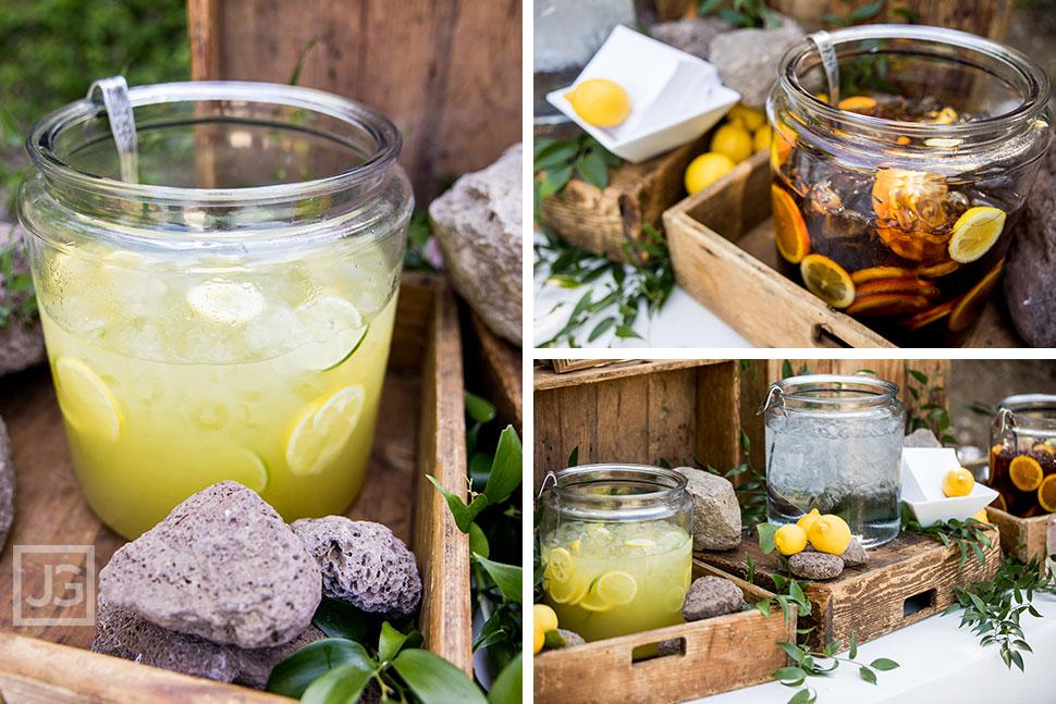 Quail Ranch Lemonade and Iced Tea