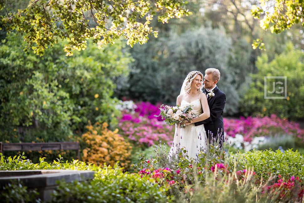 Quail Ranch Flowers Wedding