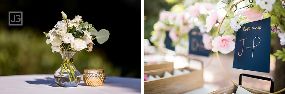 Wedding Greet Table Simi Valley