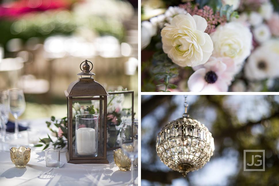 Wedding Reception Centerpieces Simi Valley