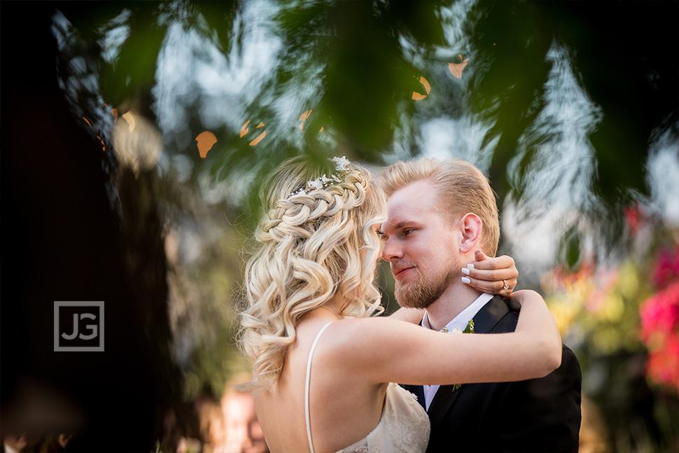 Wedding First Dance Quail Ranch