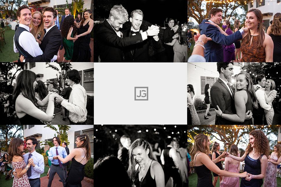 Quail Ranch Wedding Reception Dancing
