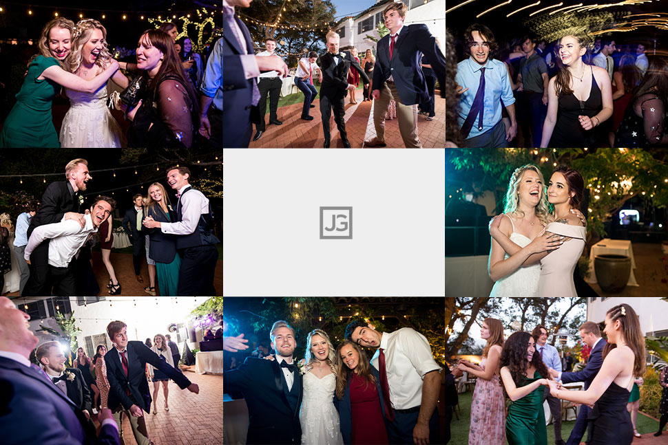 More Dancing at Wedding Reception