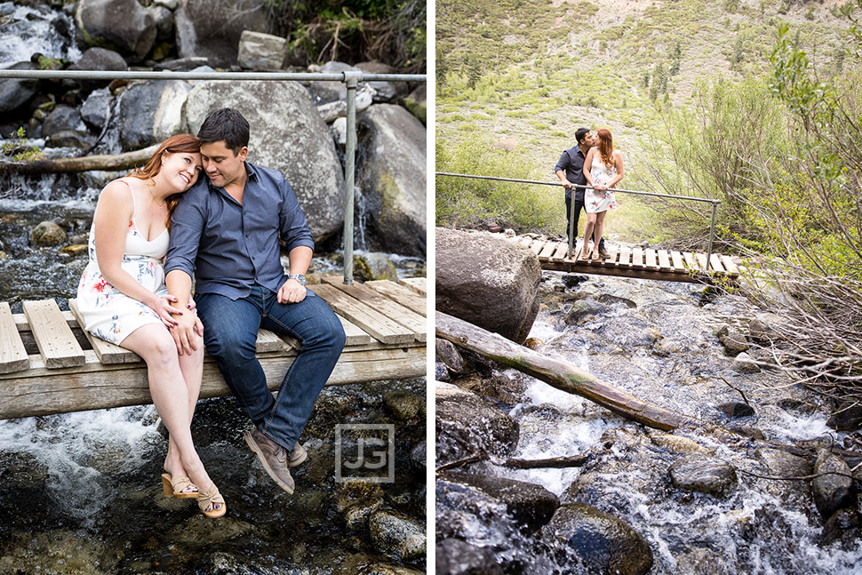 Engagement Photos in Mineral King