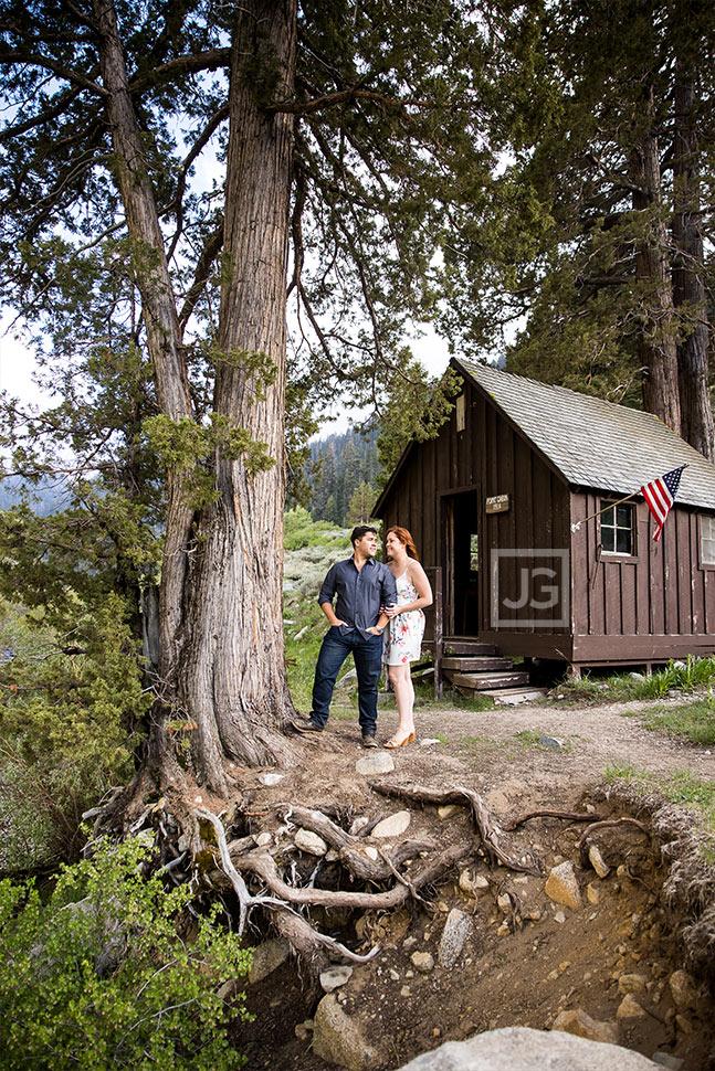 Honeymoon Point Cabin