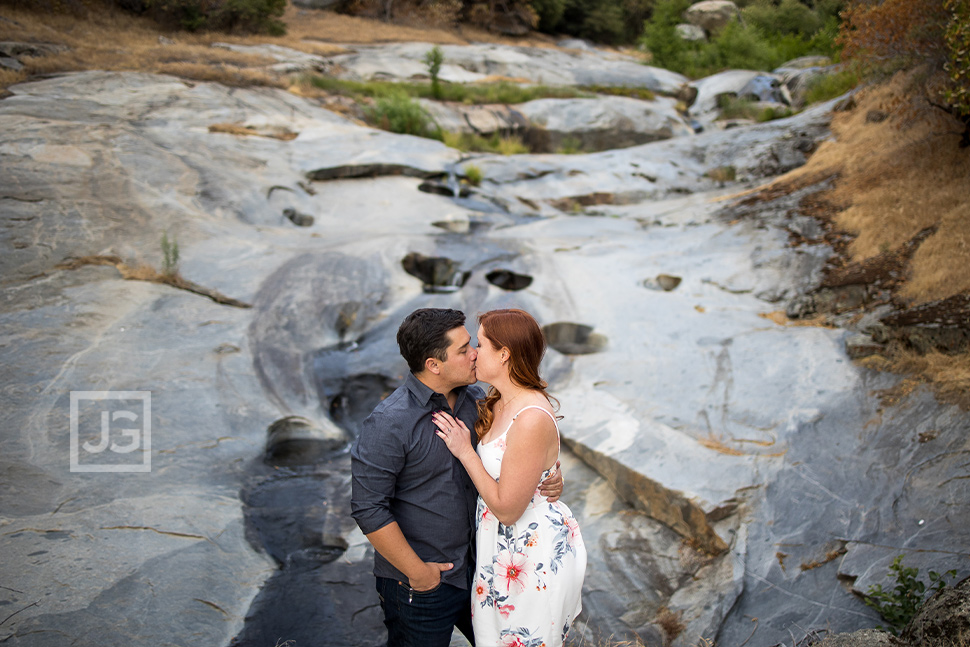 Engagement Photography with Stream