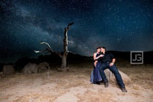 Sequoia Engagement Photography Mineral King Astrophotography
