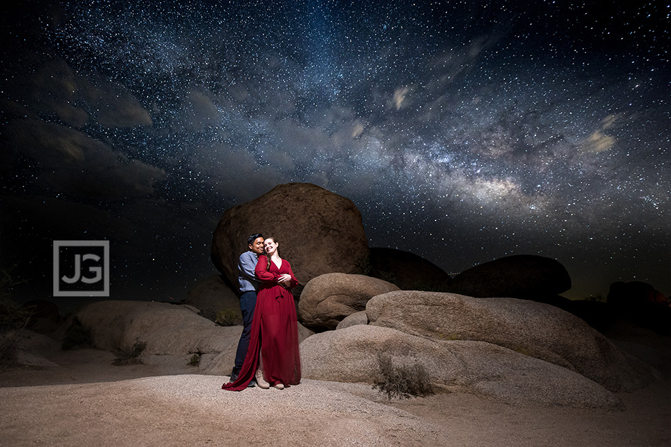 Astrophotography in the Desert
