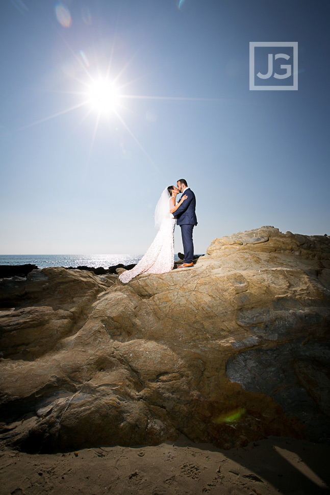 Laguna Beach Wedding Photo