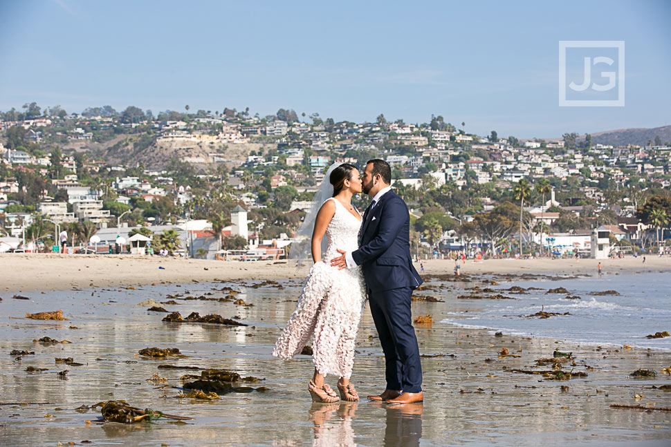 Laguna Main Beach Wedding Photography