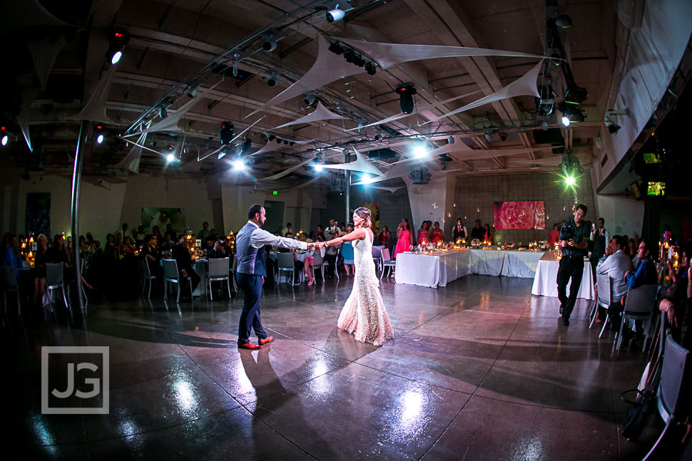 Seven Degrees First Dance