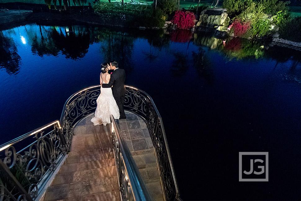 Westlake Village Inn Wedding photo