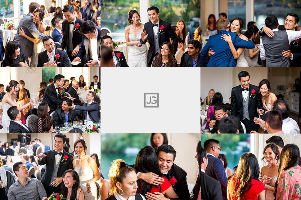 Westlake Village Inn Wedding Reception