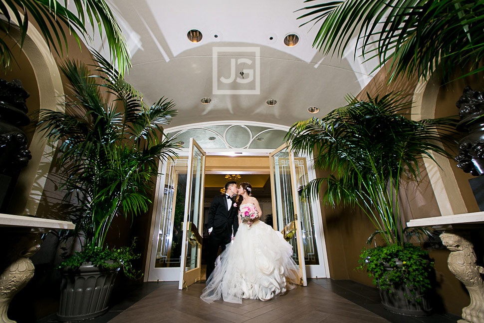 Four Seasons Wedding Photo