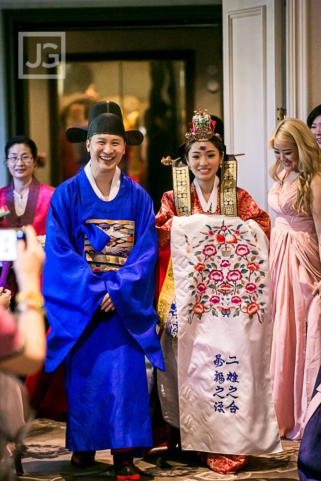 Four Seasons Traditional Korean Ceremony