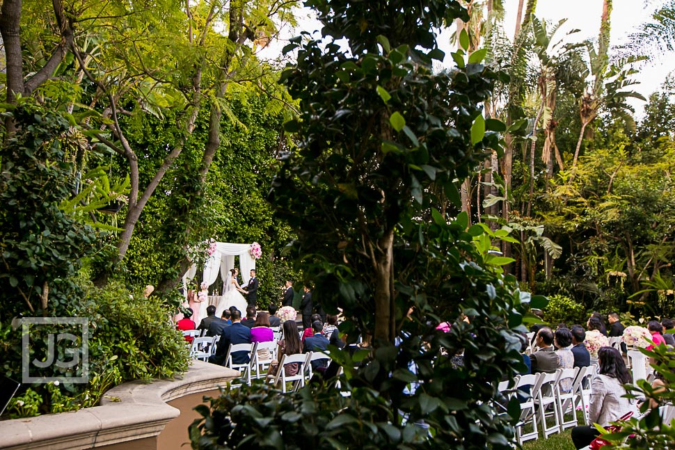 Wetherly Gardens Wedding at the Four Seasons